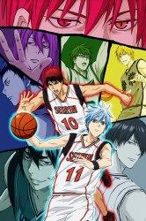 Смотреть Баскетбол Куроко [ТВ-2] онлайн в HD качестве