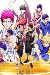 Смотреть Баскетбол Куроко [ТВ-3] онлайн в HD качестве