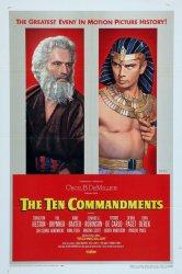 Смотреть Десять заповедей онлайн в HD качестве