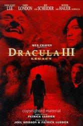 Смотреть Дракула 3: Наследие онлайн в HD качестве