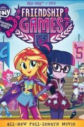 Смотреть Мой маленький пони: Девочки из Эквестрии – Игры дружбы онлайн в HD качестве