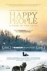 Смотреть Счастливые люди: Год в тайге онлайн в HD качестве 720p