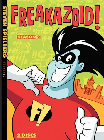 Смотреть Фриказоид! онлайн в HD качестве 720p