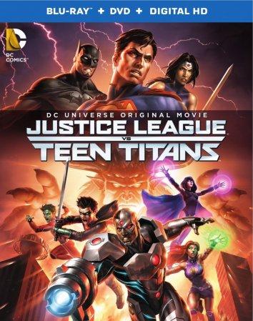 Смотреть Лига Справедливости против Юных Титанов онлайн в HD качестве 720p