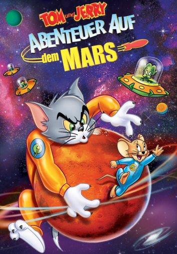 Смотреть Том и Джерри: Полет на Марс онлайн в HD качестве 720p