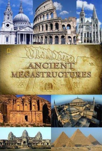 Смотреть Великие строения древности / National Geographic. Суперсооружения древности онлайн в HD качестве 720p