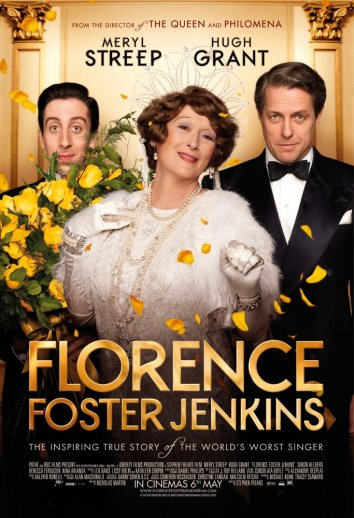 Смотреть Примадонна / Флоренс Фостер Дженкинс онлайн в HD качестве 720p