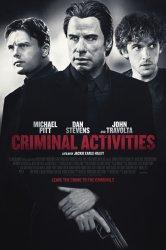 Смотреть Преступная деятельность онлайн в HD качестве