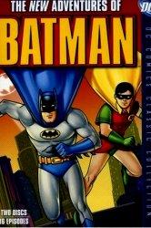 Смотреть Новые приключения Бэтмена онлайн в HD качестве