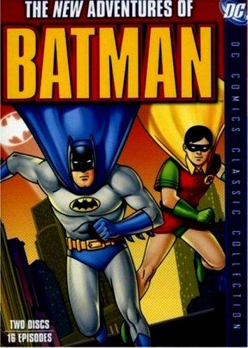Смотреть Новые приключения Бэтмена онлайн в HD качестве 720p