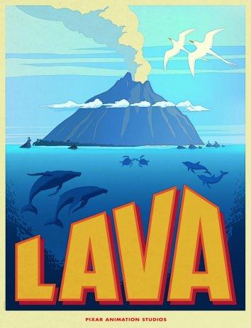 Смотреть Лава онлайн в HD качестве 720p