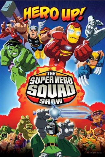 Смотреть Отряд супергероев онлайн в HD качестве 720p