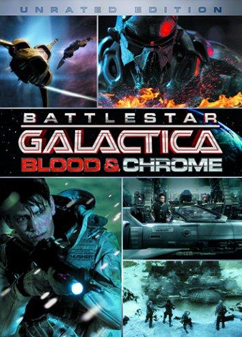 Смотреть Звездный Крейсер Галактика: Кровь и Хром онлайн в HD качестве 720p