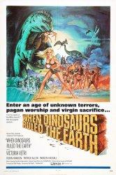 Смотреть Когда на земле царили динозавры онлайн в HD качестве