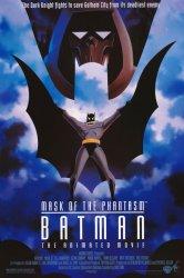 Смотреть Бэтмэн: Маска фантазма онлайн в HD качестве