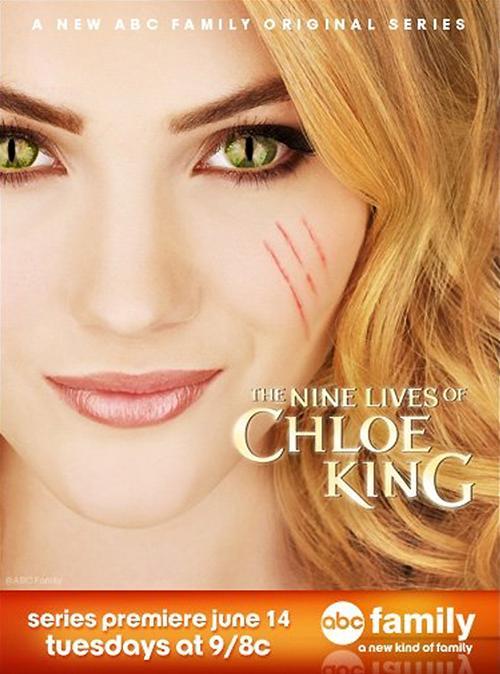 Смотреть сериал Девять жизней Хлои Кинг онлайн бесплатно в хорошем качестве
