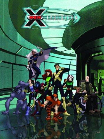 Смотреть Люди Икс: Эволюция онлайн в HD качестве 720p
