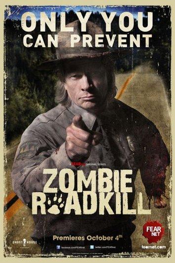 Смотреть Зомби с дороги онлайн в HD качестве 720p
