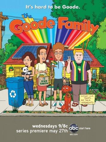 Смотреть Семейка Гудов онлайн в HD качестве 720p