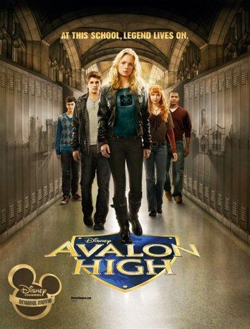 Смотреть Школа Авалон онлайн в HD качестве 720p