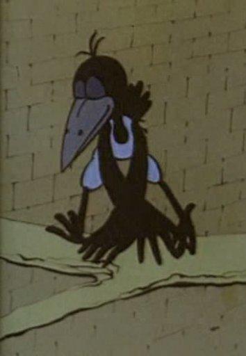 Смотреть Хитрая ворона онлайн в HD качестве 720p