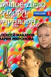 Смотреть Личное дело майора Баранова онлайн в HD качестве
