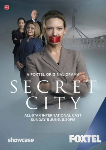 Смотреть Тайный город онлайн в HD качестве 720p