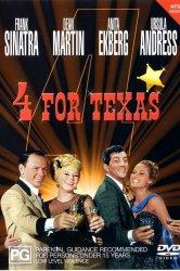 Смотреть Четверо из Техаса онлайн в HD качестве