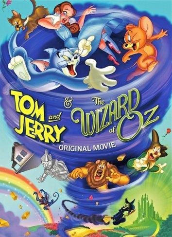 Смотреть Том и Джерри и Волшебник из страны Оз онлайн в HD качестве 720p