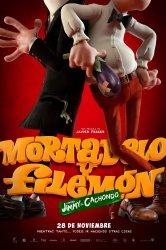 Смотреть Мортадело и Филимон против Джимми Торчка онлайн в HD качестве