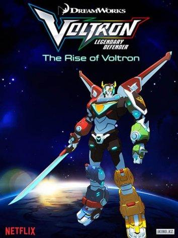 Смотреть Вольтрон: Легендарный защитник онлайн в HD качестве 720p