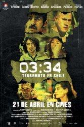 Смотреть 03:34 Землетрясение в Чили онлайн в HD качестве