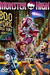 Смотреть Школа Монстров: Бу-Йорк, Бу-Йорк онлайн в HD качестве