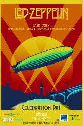 Смотреть Led Zeppelin «Celebration Day» онлайн в HD качестве 720p