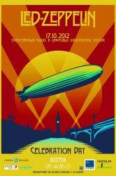 Смотреть Led Zeppelin «Celebration Day» онлайн в HD качестве