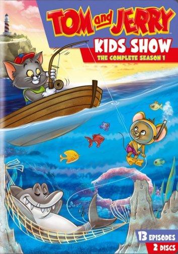 Смотреть Том и Джерри в детстве онлайн в HD качестве 720p