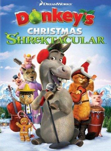 Смотреть Рождественский Шректакль Осла онлайн в HD качестве 720p