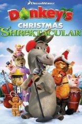 Смотреть Рождественский Шрэктакль Осла онлайн в HD качестве 720p