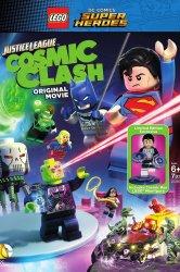 Смотреть LEGO Супергерои DC: Лига Справедливости – Космическая битва онлайн в HD качестве