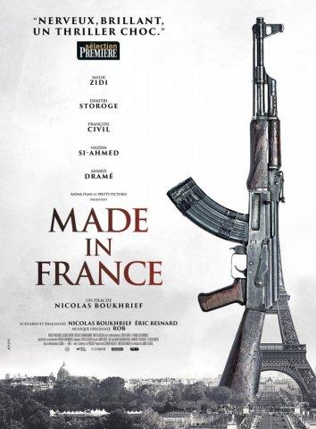 Смотреть Сделано во Франции онлайн в HD качестве 720p