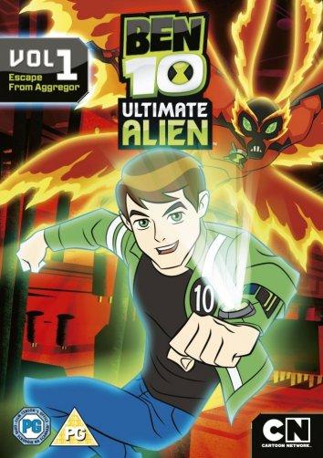 Смотреть Бен 10: Инопланетная сверхсила онлайн в HD качестве 720p