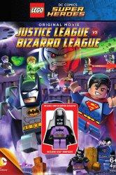 Смотреть LEGO супергерои DC: Лига справедливости против Лиги Бизарро онлайн в HD качестве