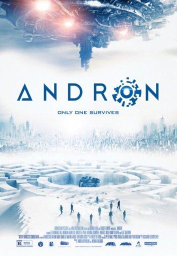 Смотреть Андрон – Чёрный лабиринт онлайн в HD качестве 720p
