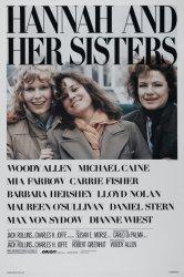 Смотреть Ханна и ее сестры онлайн в HD качестве