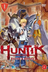 Смотреть Хантик: Искатели секретов онлайн в HD качестве