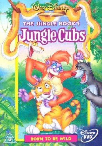 Смотреть Детеныши джунглей онлайн в HD качестве 720p