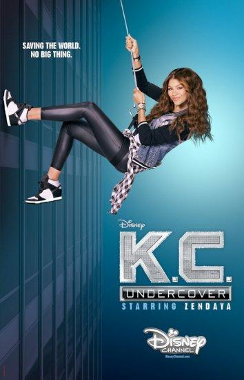 Смотреть Кей Си. Под прикрытием / Кэти Купер под прикрытием онлайн в HD качестве 720p
