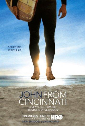 Смотреть Джон из Цинциннати онлайн в HD качестве 720p