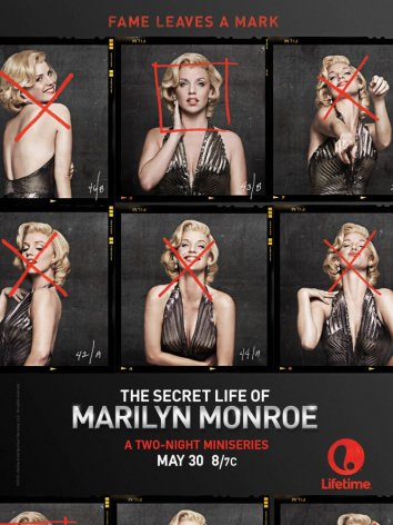Смотреть Тайная жизнь Мэрилин Монро онлайн в HD качестве 720p
