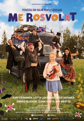 Смотреть Мы – дорожные пираты онлайн в HD качестве 720p